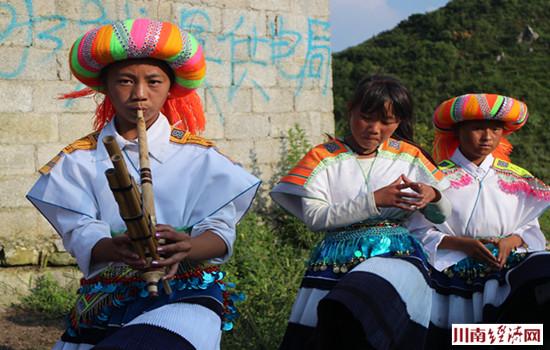 六盘水市水城县果布戛彝族苗族布依族乡境内的图片