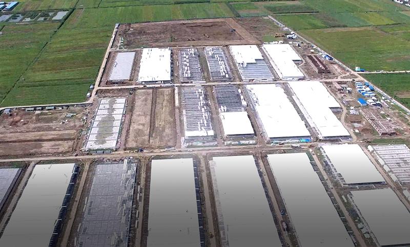 牧原集团占用1.5万亩农田建养猪场 官方:相关项目停建