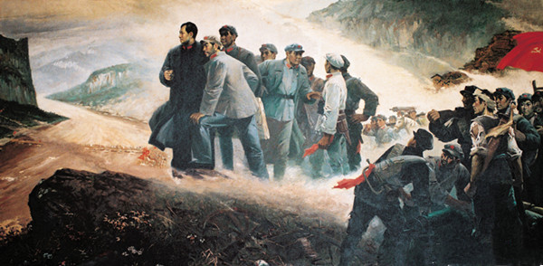 """红军长征途经十个""""两河口""""古蔺丹桂镇是其中之一"""